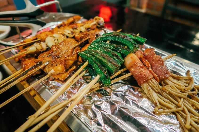 Burmalainen ruoka | Burmalainen BBQ