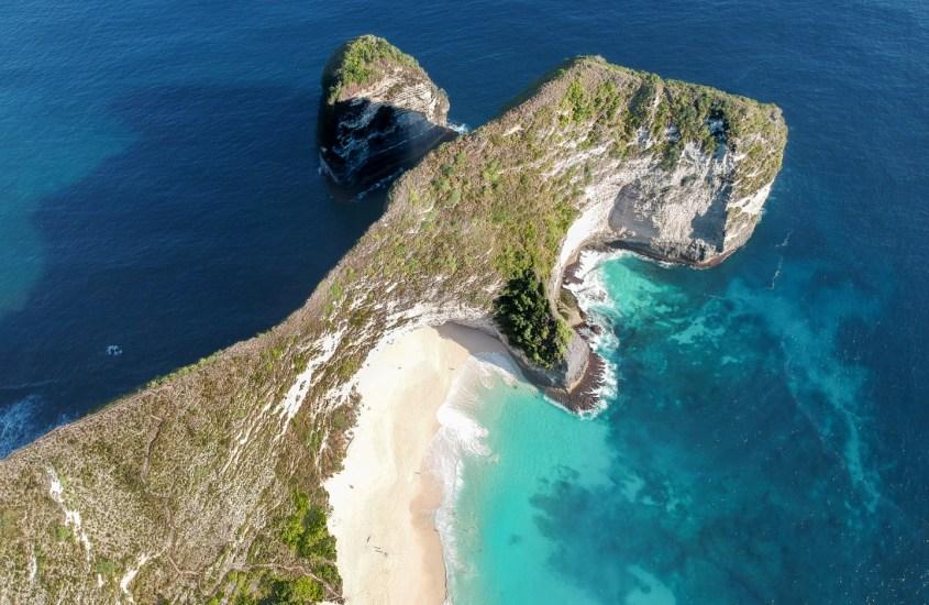 Älä missaa Nusa Penidaa Balin matkalla!