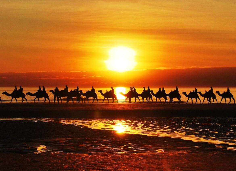Länsi-Australian kohokohdat | Broome
