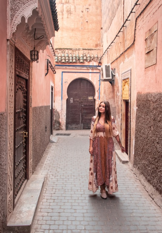 Marrakesh kaupunkiopas