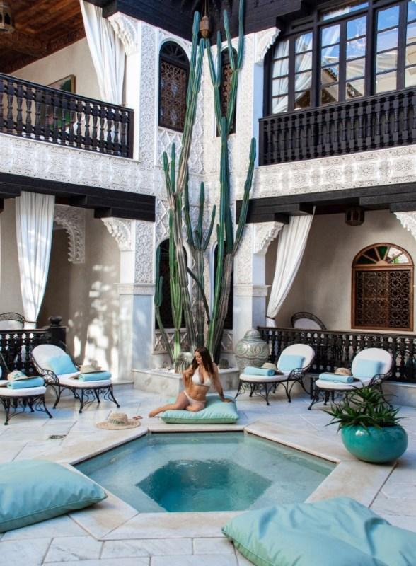 riad marrakeshissä