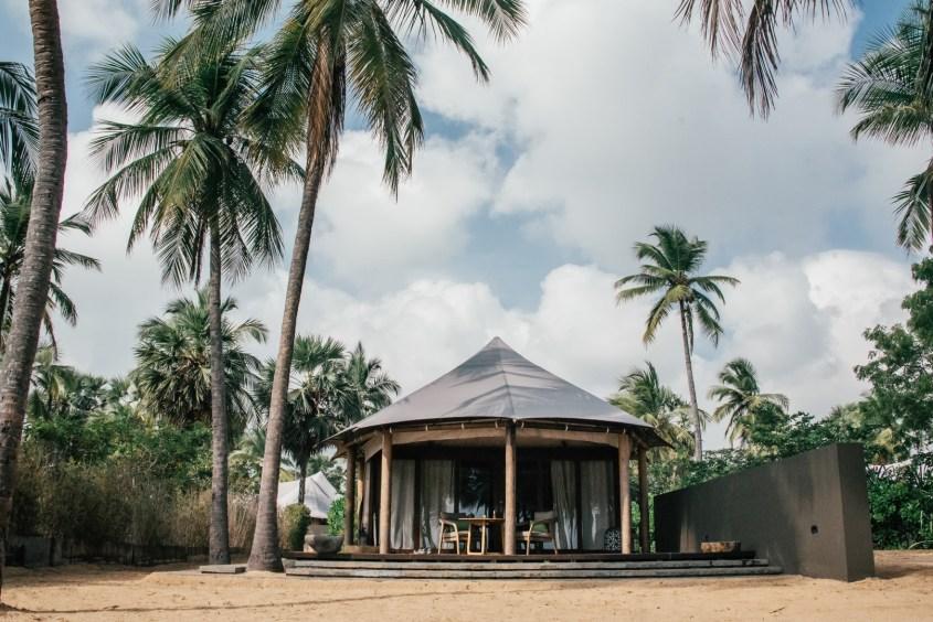 Majoitus Sri Lankan itarannikolla