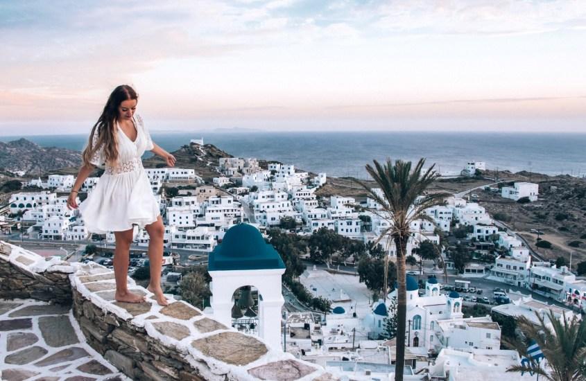 Saarihyppely Kreikassa omatoimisesti – Näin se onnistuu