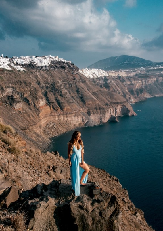 Santorini kokemuksia