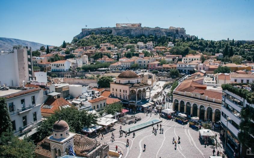Ateena | Kattobaari