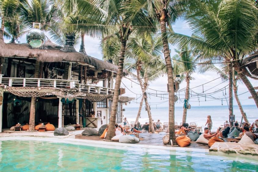 Mitä tehdä Balilla | Rantaklubit