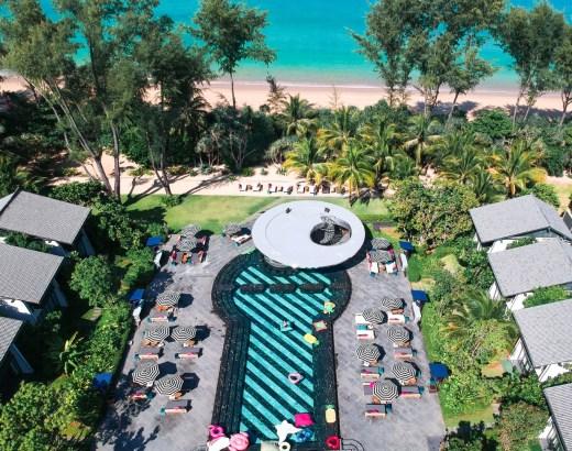 Phuket hotelli   Baba Beach Club