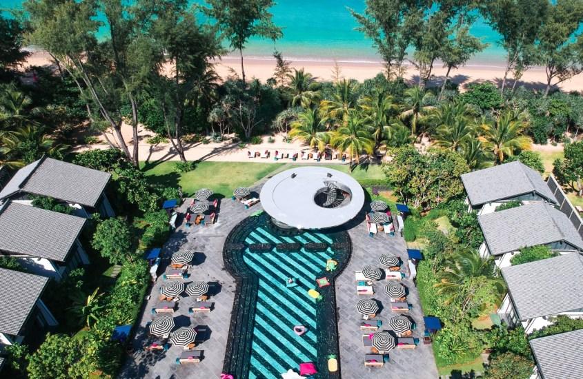 Thaimaan Phuket tyylillä – Baba Beach Club
