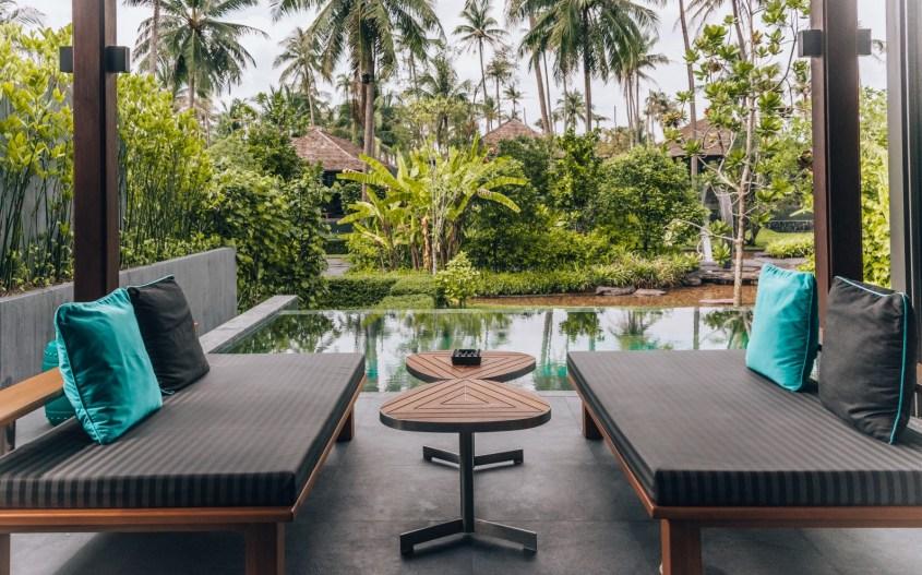 Phuket hotelli | Puutarhavilla