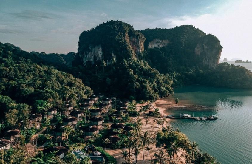 KOH YAO NOI – Idyllistä saarielämää ja unelmien  puumaja
