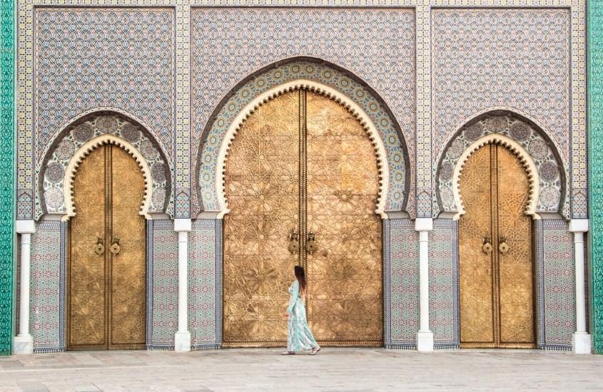 Marokon Fés on kuin aikamatka menneisyyteen