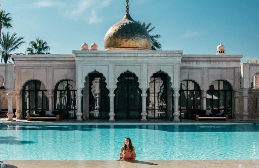 Palais Namaskar – Ylellinen keidas Marrakeshissä