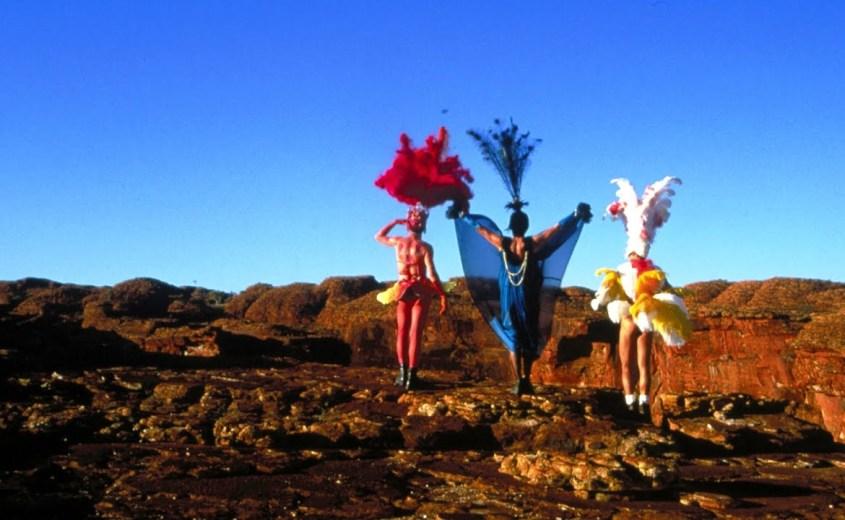 Australialaiset elokuvat | Priscilla aavikon kuningatar