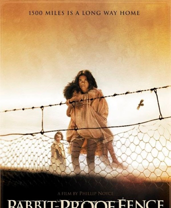 Parhaat australialaiset elokuvat | Varastetut lapset