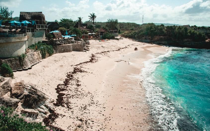 Nusa Lembongan rannat | Dream Beach