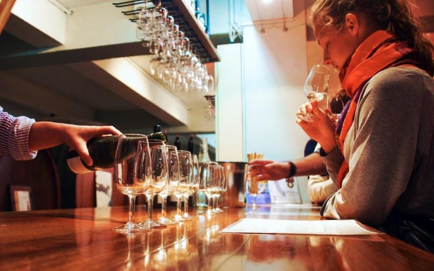 Lahjaideat | Viininmaistelu