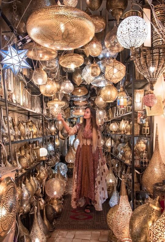 Marokon matka   Marrakesh