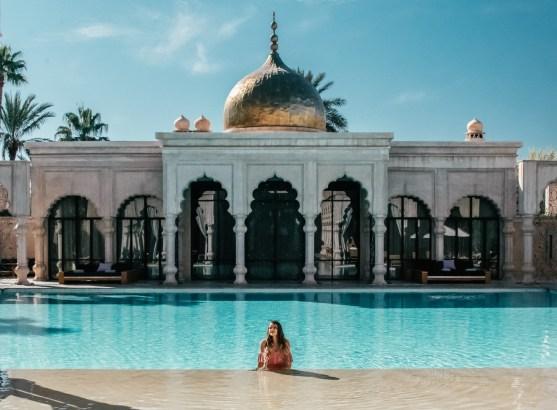 Marokon matka | Parhaat kohteet | Palais Namaskar