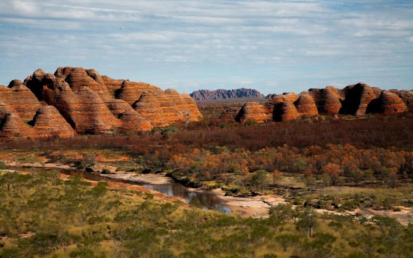 Australian kansallispuistot | Purnululu