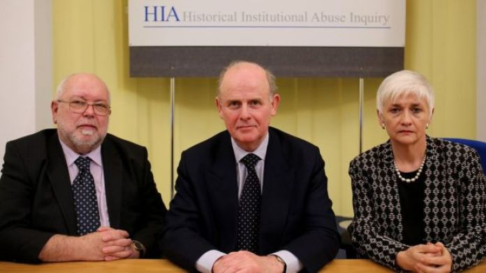 Sir Anthony Hart: Historical abuse inquiry chairman dies 2