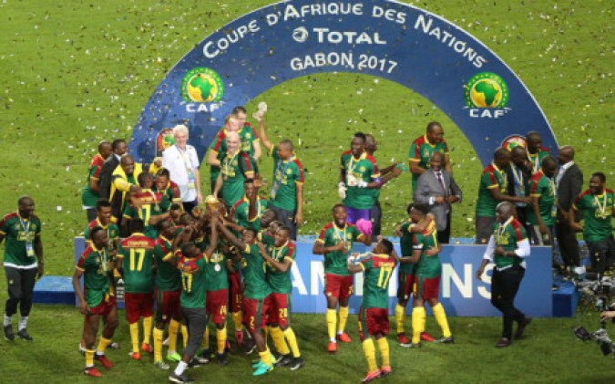 THE AFRICAN CUP OF NATIONS 2019 1