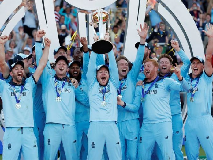 England win Cricket World Cup: A golden hour ends in a champagne super over 1