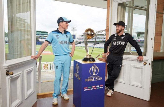 England win Cricket World Cup: A golden hour ends in a champagne super over 2