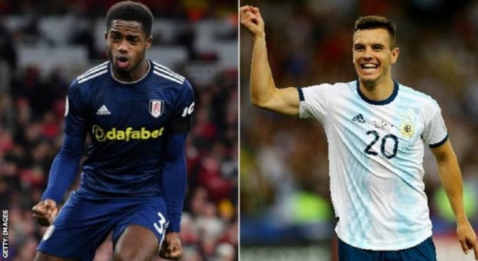 Tottenham sign winger Ryan Sessegnon for £25m and midfielder Giovani lo Celso on loan - изображение  на https://muvison.com