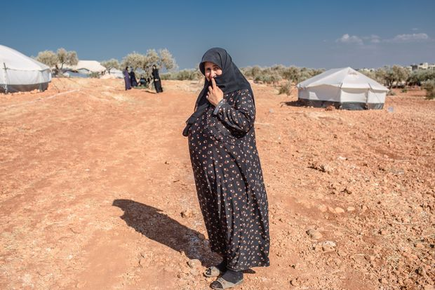 Syrian Conflict Traps Refugees in an Exodus to Nowhere 1