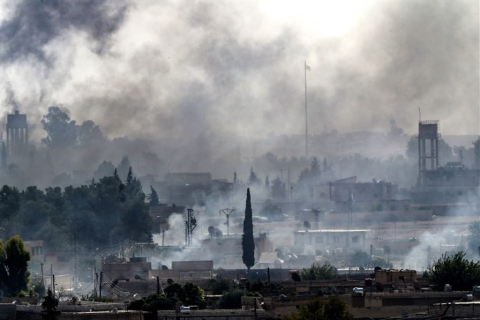 The violence escalates in Syria 2