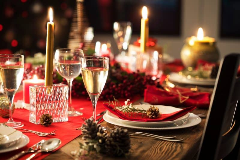 About December 25–Christmas Day 1