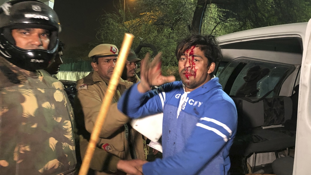 Deadly protests erupted across India 1