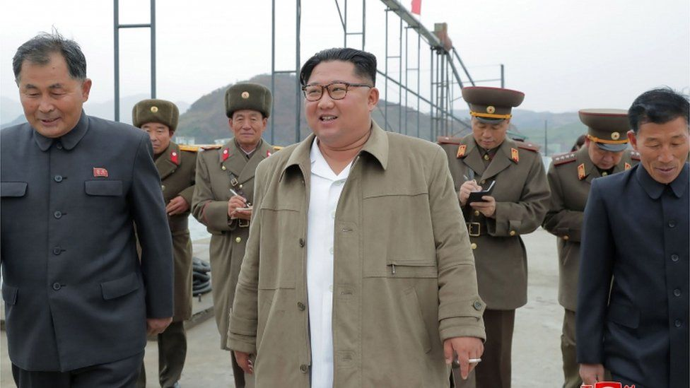 North Korea: 2nd 'Crucial' Test to Nuclear Weapons Program 1
