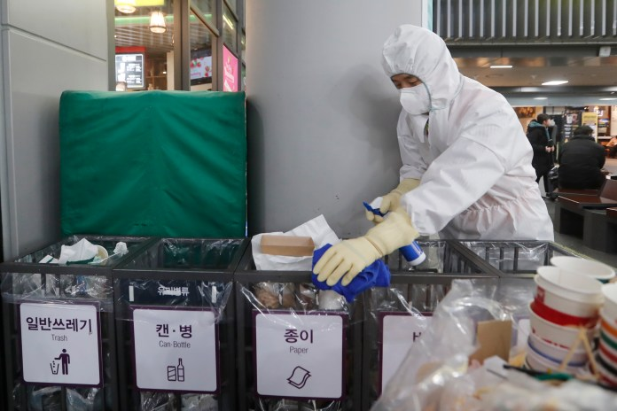 China: 2,641 new coronavirus cases and the death toll rose to 1,523 - изображение  на https://muvison.com