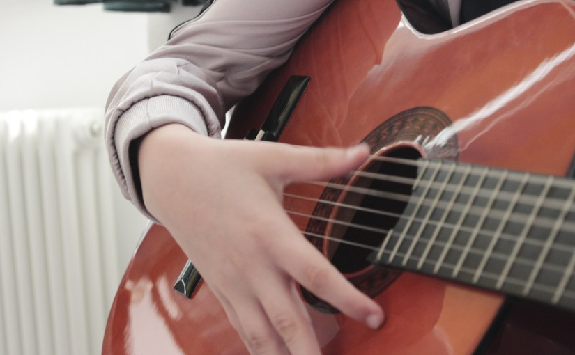 Gitarrenensemble Kant Gymnasium