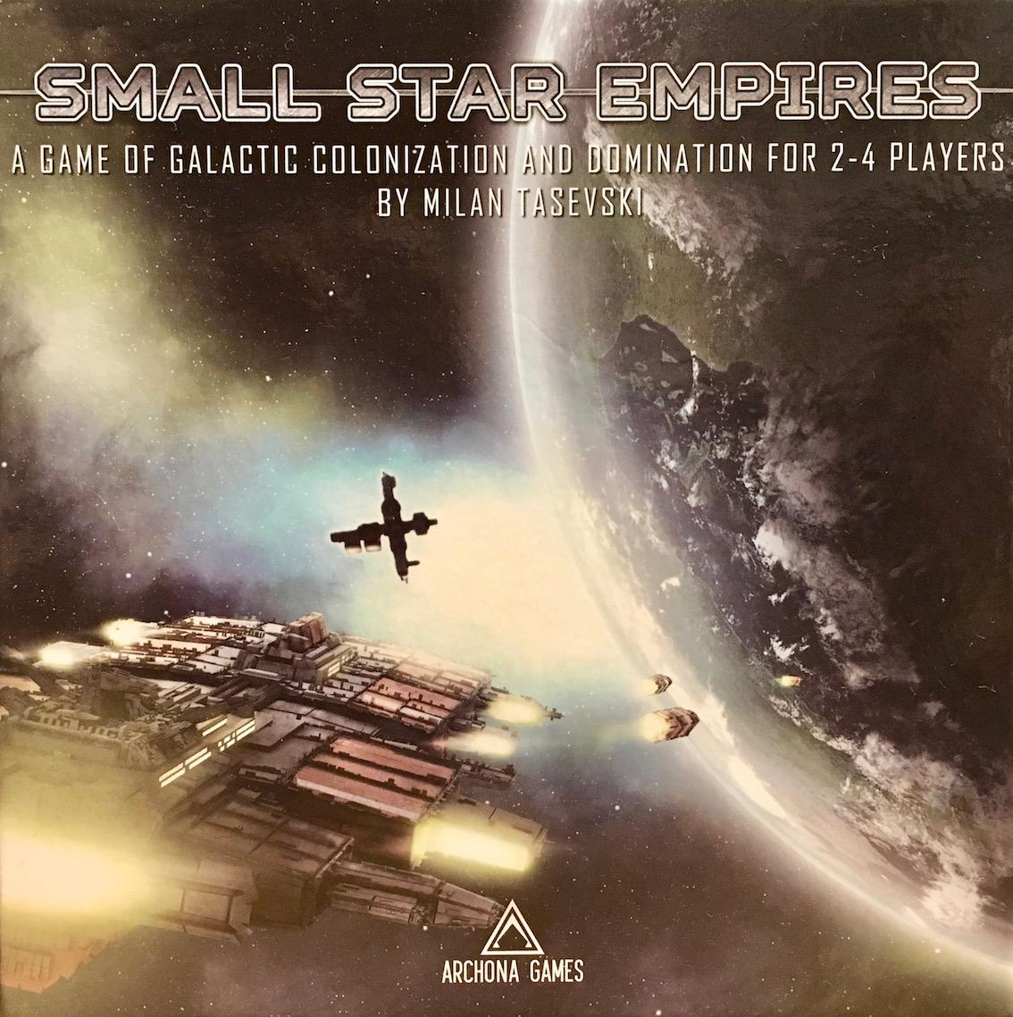 Small Star Empires - Welt(Raum)herrschaft für zwischendurch