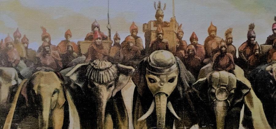 Hannibal & Hamilcar - Hannibal arriverates, mein Herr!