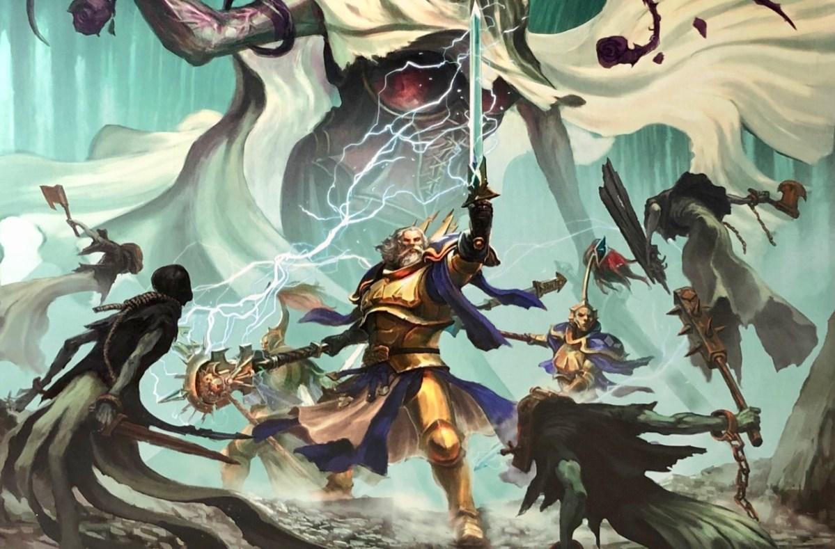 Warhammer Underworlds - der Kampf um Ehre, Farbe und Karten