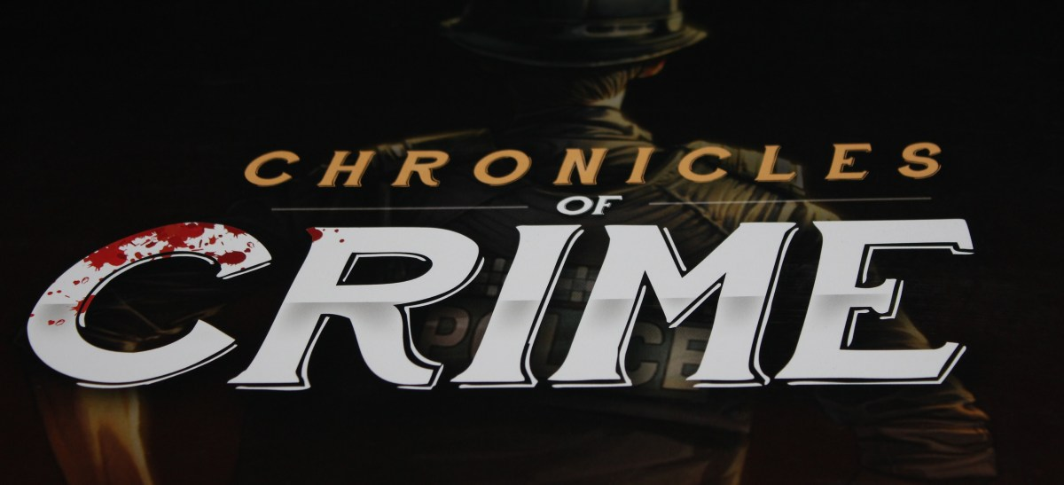 Chronicles of Crime - das Detektivspiel der Neuzeit