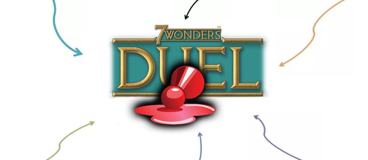 Alle gegen MUWINS - 7 Wonders Duel