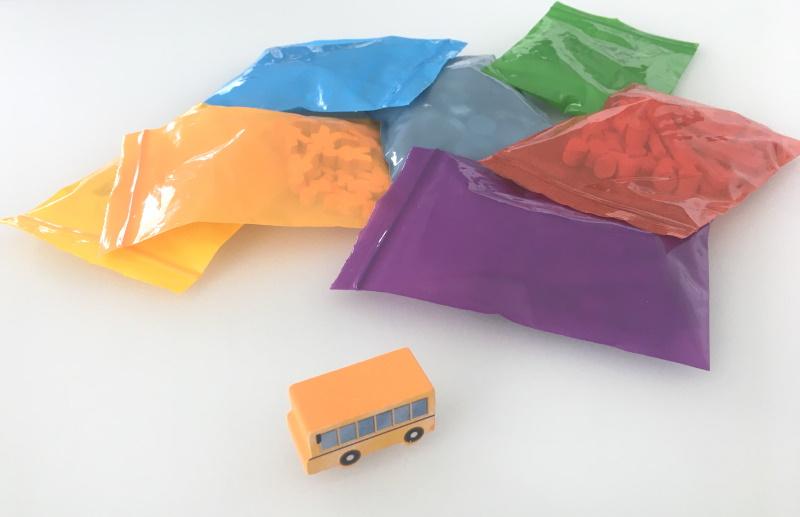 bus material
