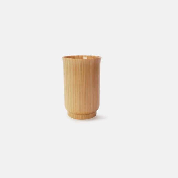 glassy-sake-wooden-cup-Japanese-Cypress-Cup