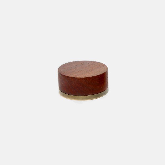 timeless-brass-paper-weight-red-rosewood