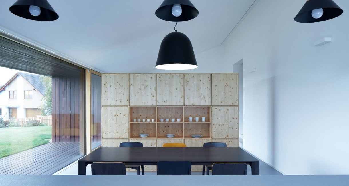 Family-House-Litvínovice-wooden-interior-element-dinning