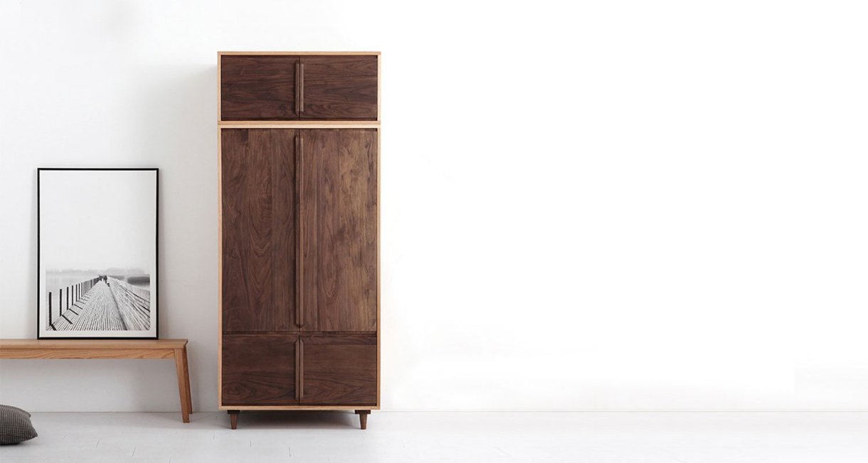 Wooden-Cabinet-inpaint-china-red-oak-walnut