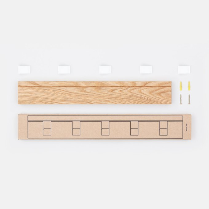 johngreen-wood-wall-hook-pack