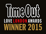 Time Out Love London Winner 2015