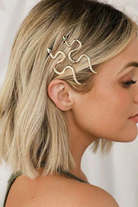 horquillas para el cabello