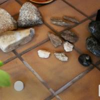 Piedras en el acuario ¿Cuales si y cuales no?