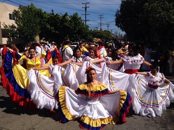 traje colombia blanco cumbia muyska